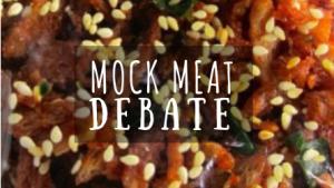 Mock Meat Debate featured image
