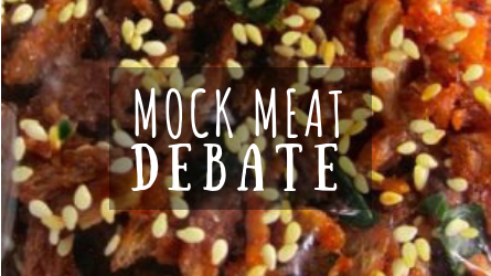 Mock Meat Debate featured image