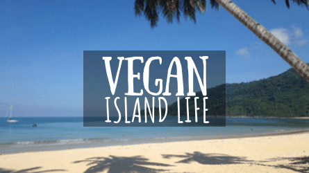 Vegan Island Life Featured Image