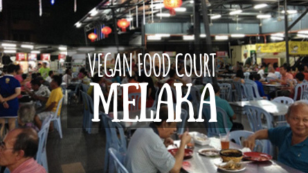 Vegan Food Court Melaka Featured Image