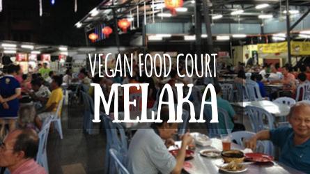 Vegan Food Court Melaka Featured Image