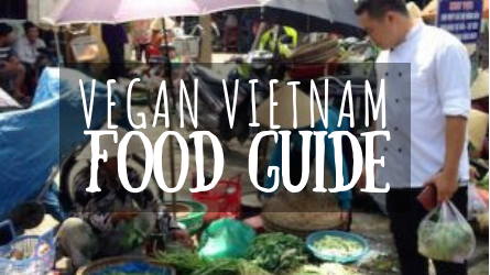 Vegan Vietnam Food Guide featured image