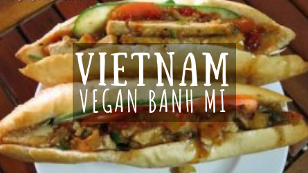 Vietnam Vegan Banh Mi featured image