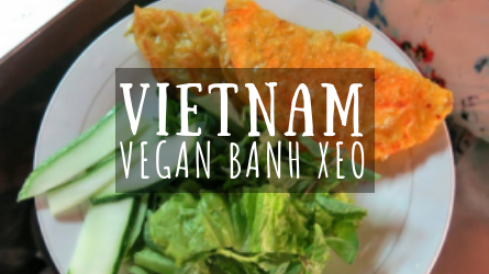 Vietnam Vegan Banh Xeo featured image
