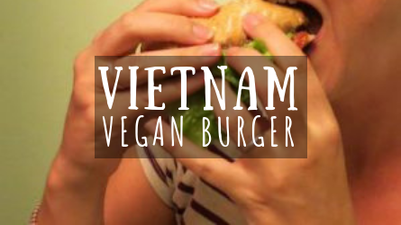 Vietnam Vegan Burger featured image