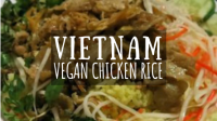 Vietnam Vegan Chicken Rice featured image