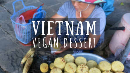 Vietnam Vegan Dessert featured image