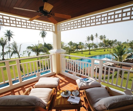 Prestige Suite Balcony at Sofitel Krabi