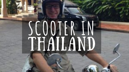 Scooter in Thailand featured image