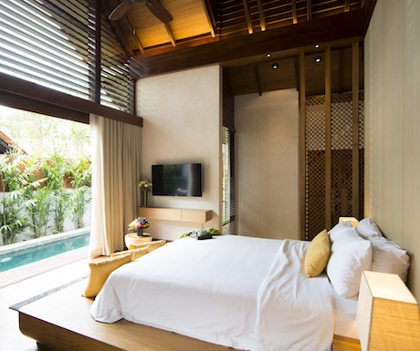 premier pool villa at Tubkaak Krabi Boutique Resort