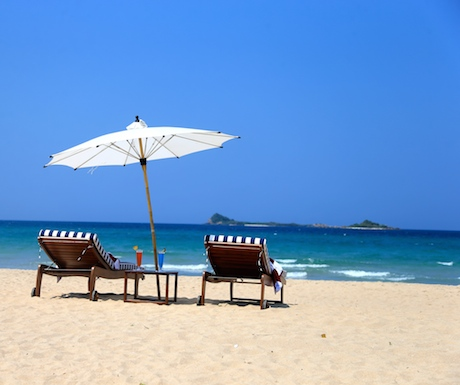 Enjoy the wonderful beach at Anilana Nilaveli.