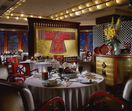 Jiang Nan Chun at Four Seasons Singapore.