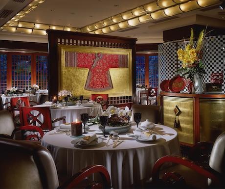 Jiang Nan Chun at Four Seasons Singapore.