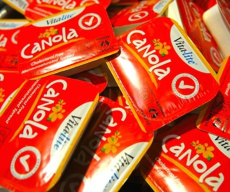 Canola was avegan alternative to butter at Heritance Kandalama