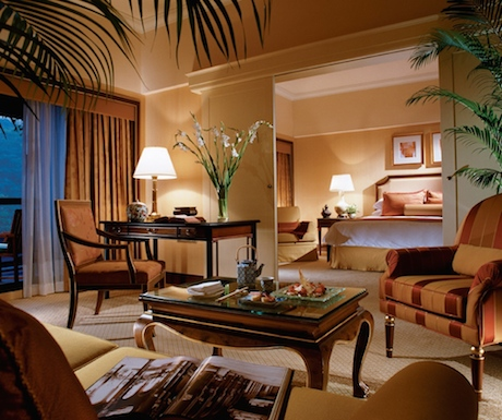 Our executive Suite at The Regent Singapore.