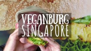 VeganBurg Singapore featured image