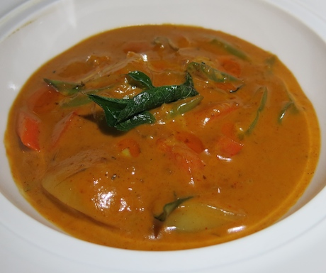 Rich and coconut creamy Maldivian Curry