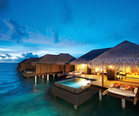 Sunset Ocean Suite at Ayada Maldives with the most amazing views