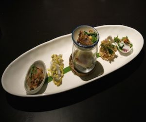 Delicate presentation and powerful Wavours at Bo.lan