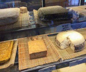 Barefood Bangkok vegan cheese shop