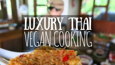 Luxury Thai Vegan Cooking featured image
