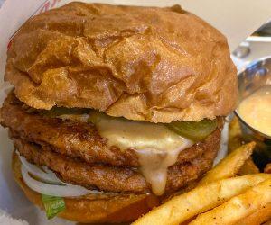 Beyond Burger from Prime Burger Bangkok
