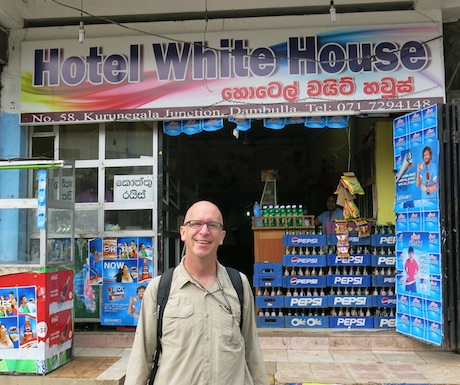 If you have an overnight in Dambulla check out this place.
