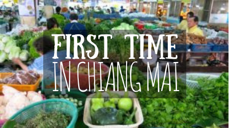 First Time in Chiang Mai featured image