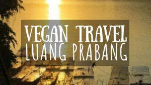 Vegan Travel Luang Prabang featured image