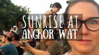 Sunrise at Angkor Wat Featured Image