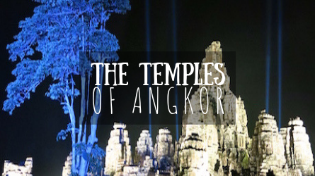 The Temples of Angkor Featured Image