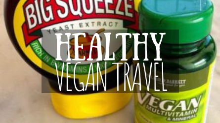 Healthy Vegan Travel featured image