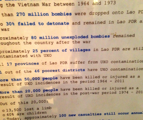 Just some of the shocking statistics of war...
