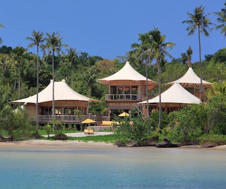 two bedroom Junior Beach Pool Retreat at Soneva Kiri