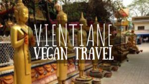 Vientiane Vegan Travel featured image