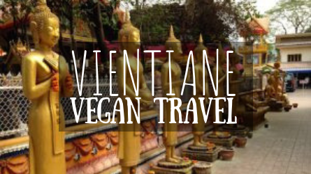 Vientiane Vegan Travel featured image