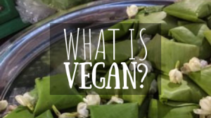 What is Vegan featured image
