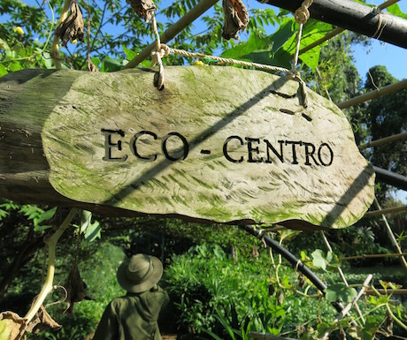 Eco Centro at Soneva Kiri