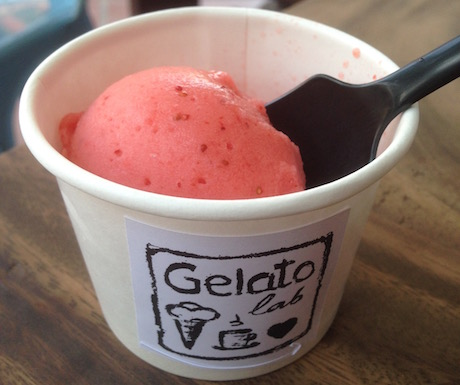 Killer vegan sorbets from Gelato Lab