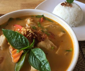 Vegan Food Siem Reap - Lilys Secret Garden 2