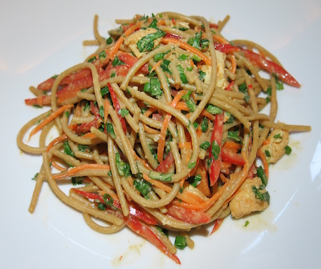 More tasty vegan food from Victoria Angkor Hotel