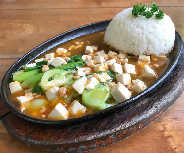 Vitking vegan hot pot