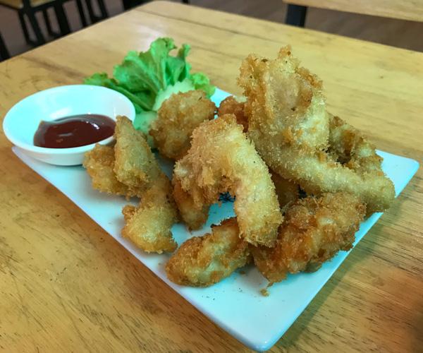 Zhu Lin Xuan Vegetarian Food 2