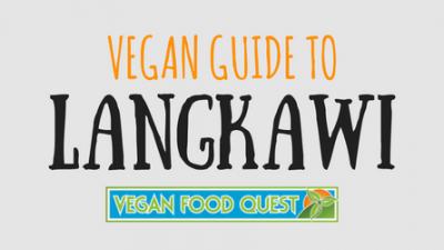 vegan guide to Langkawi featured image