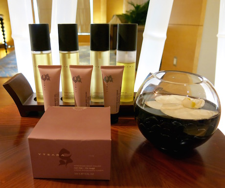 Luxury vegan spa products from earth, people and animal friendly Ytsara.
