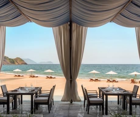 Sandals Restaurant at Mia Resort Nha Trang