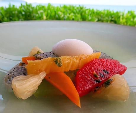 Fruit salad like no other fruit salad.