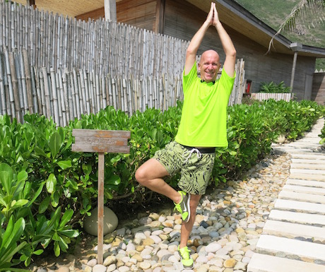 Yogic Paul :)