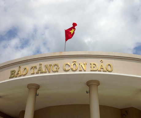 new museum on Con Dao