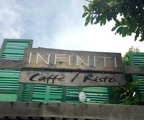 Infiniti caffe on Con Dao